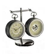 Часы + барометр-анероид