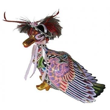 Статуэтка утка «Гольди»