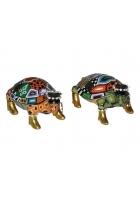 Набор из 2-х статуэток черепахи-близнецы «Элтоны»