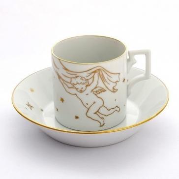 Кофейная пара для мокко «Ангел»