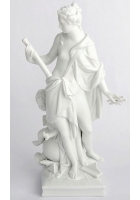 Фарфоровая статуэтка «Астрономия»