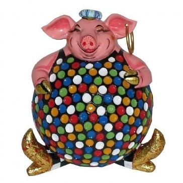 Копилка свинка «Тайгер»