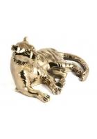 Бронзовая статуэтка «Тигр»