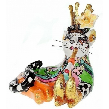 Статуэтка кошка маленькая «Летиция»