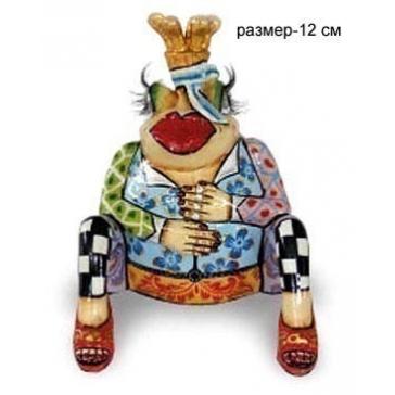 Статуэтка лягушка «Лорд Мартин» от Томаса Хоффмана, Германия.