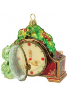 Музыкальный сувенир-шкатулка «Музыкальные часы»