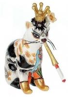 Статуэтка кошка маленькая «Виктория»
