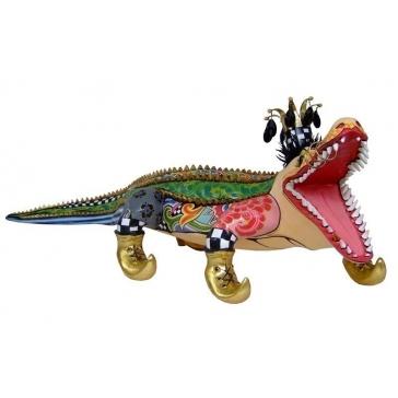 Статуэтка крокодил «Франческо» от от Томаса Хоффмана, Германия.