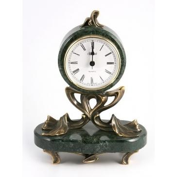 Часы из бронзы «Элегия»
