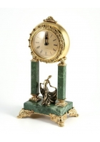 Бронзовые часы «Балерина»