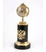 Бронзовые часы «Держава»