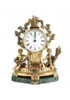 Бронзовые часы «Изобилие»