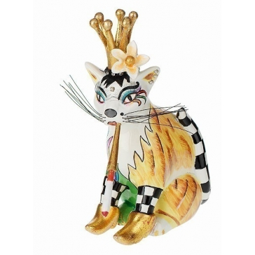 Статуэтка кошка «Каролина»