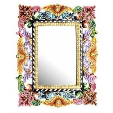 Декоративное зеркало «Барокко»