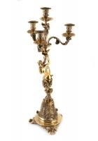 Канделябр «Рог изобилия» на 4 свечи