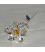 Хрустальный цветок «Ромашка»