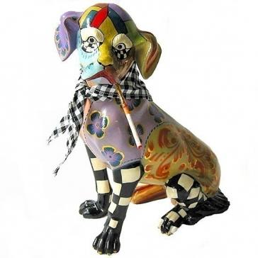 Статуэтка собака «Скотт» от Томаса Хоффмана, Германия.