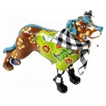 Статуэтка собака «Маленький Курт»