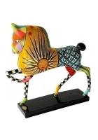 Статуэтка конь «Солнечный»
