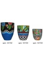 Интерьерная ваза для цветов