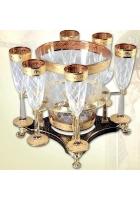 Набор для шампанского «Prestige Cuvee»