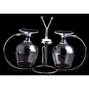 Набор бокалов для коньяка с нагревательным элементом