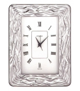 Настольные часы «Волны»