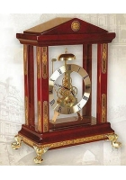 Настольные часы «Лувр»