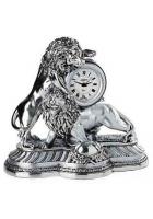 Настольные часы «Львы»