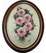 Барельеф «Розы»