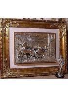 Подарочная картина «Римлянин на колеснице»