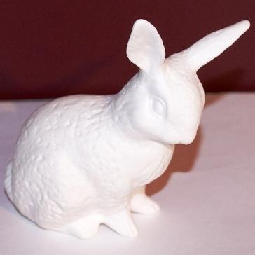Фарфоровая статуэтка «Кролик»