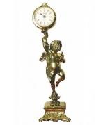Бронзовые часы «Амур»