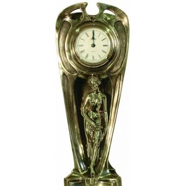 Часы из бронзы «Купальщица»