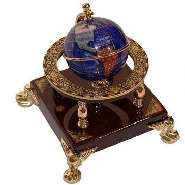 Подарочный глобус на подставке «Дейвид Ливингстон»