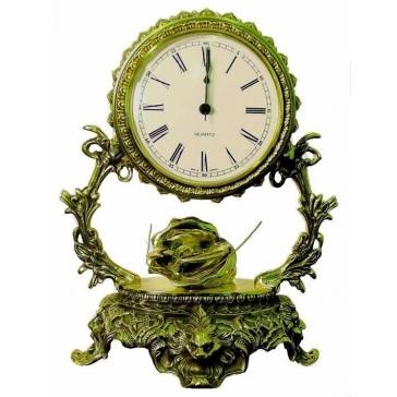 Часы из бронзы «Галактика - Рак»