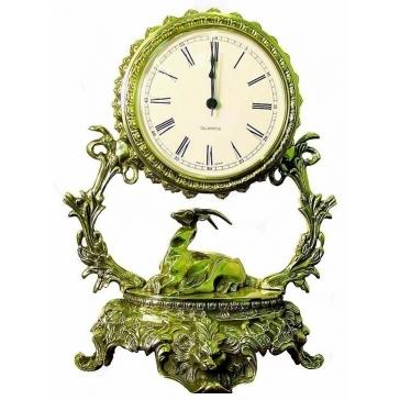 Часы из бронзы «Галактика - Козерог»