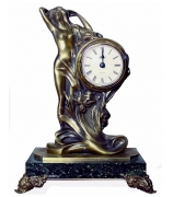 Бронзовые часы «Возрождение»