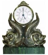 Бронзовые часы «Союз»