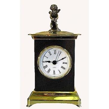Часы из бронзы «Ангелочек»