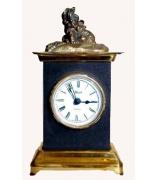 Бронзовые часы «Слоненок»