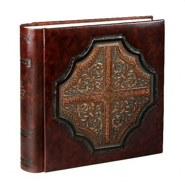 Подарочный фотоальбом «Мальтийский крест»