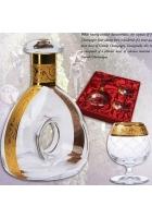 Набор: графин и 2 бокала для коньяка «Petite Champagne»