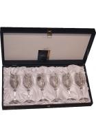 Набор бокалов для шампанского «Liscio»