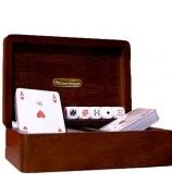 Набор для игры в карты «Четыре туза»