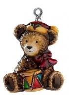 Елочная игрушка «Кудрявый миша»