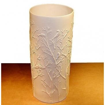 Ваза для цветов «Весна», костяной фарфор, производство Филиппины