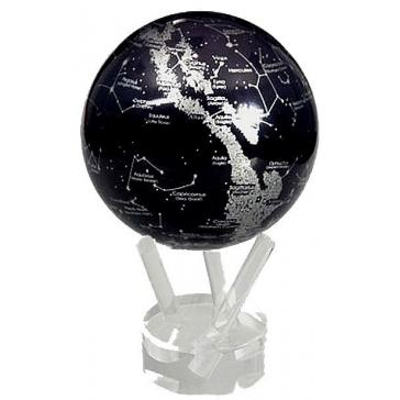 Глобус настольный самовращающийся «Звездное небо»