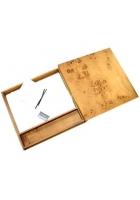 Шкатулка кабинетная для документов