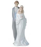 Фарфоровая статуэтка «Любовь навсегда»